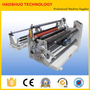 Hx-1300fq Paper Roll Slitting Machine pictures & photos