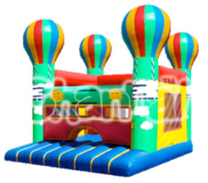 Inflatable Balloon Adventure Bouncer for Sales pictures & photos