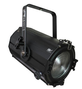 150W 15-60deg LED Fresnel Spot Light for Stage