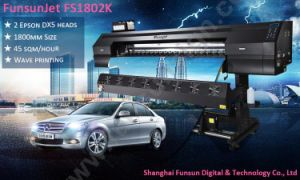 Factory Price Funsunjet Fs1802k 1.8m / 6FT Digital Outdoor Flex Banner Printer Fast Printing Speed 1440dpi pictures & photos