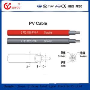 TUV Certificate DC Solar Cable
