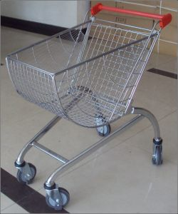 Wholesale Folding Shopping Cart Yd-T4 pictures & photos