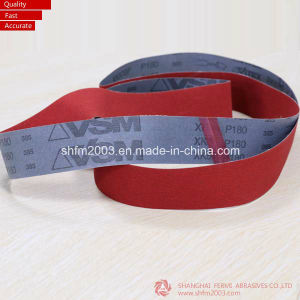 Abrasive Sand Belt for Deburring Kitchenware pictures & photos