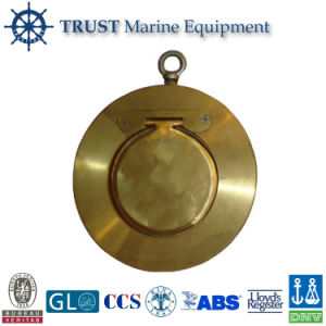 Marine Butterfly Brass Check Valve pictures & photos