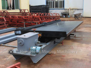 Gold Mining Machine Shaking Table with High Recovery Rate