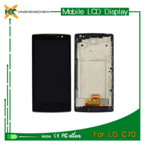 Wholesale Transparent LCD for LG C70/H440 Mobile Phone LCD pictures & photos