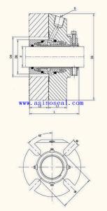 Burgmann Sn Single Cartridge Mechanical Seal pictures & photos
