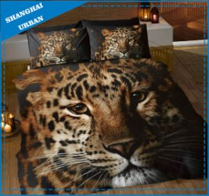 African Animals 3D Printed Duvet Cover Bedsheet Set pictures & photos