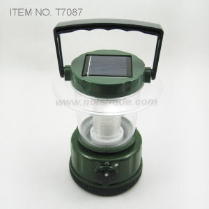Solar LED Camping Lantern (T7087) pictures & photos