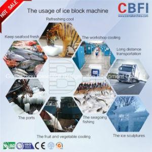 New Design Adopting Coil Pipe Evaporator Block Ice Machine pictures & photos