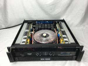 Professional Power Amplifier for Line Array Systems