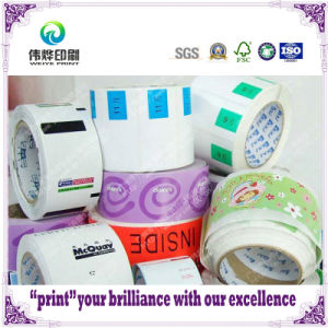 Various Customized Printing Self Adhesive Labels/Stickers pictures & photos