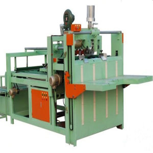 Semi-Automatic Corrugated Carton Folding Gluing Machine pictures & photos