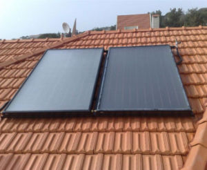 2016 New Design Flat Plate Solar Collector pictures & photos