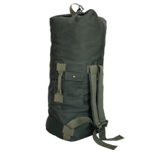 Double Shoulder Canvas Duffle Bag (RS04-13A) pictures & photos