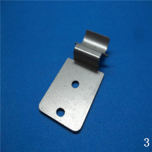 Flat Stamping Mounting Bracket Sheet Fabrication with Holes pictures & photos