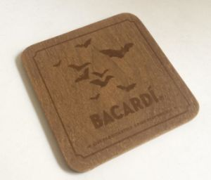 Wood Drink Coasters with High Quality pictures & photos