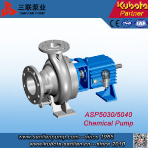 Asp5040 Series High Pressure Centrifugal Chemical Process Pump pictures & photos