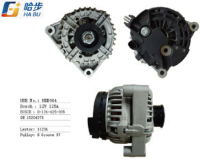 Auto / Car Alternator for Cadillac, Chevrolet, Gmc, 0124425035, 15204278, 22817848 pictures & photos