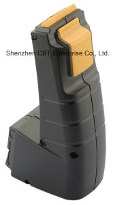 OEM Power Tool Battery for Festool 486831, 488844, 489073, 489726 12V Ni-MH pictures & photos