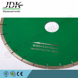 Dsb-6 Fan Segment Diamond Saw Blade for Marble Cutting pictures & photos