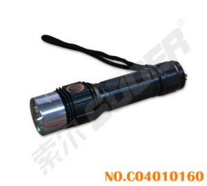 Suoer Whole Set LED Bright Light Flashlight Torch pictures & photos