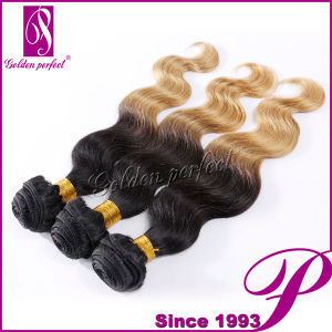 Body Wave Two Tone Virgin Peruvian Remy Hair for Cheap