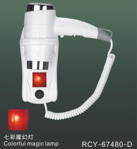 Wall Mounted Hair Dryer S67480d