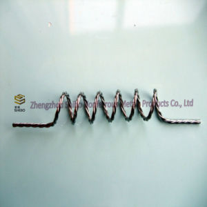China Manufacture Tungsten Heating Wire, 99.95% Tungsten Heating Filament pictures & photos