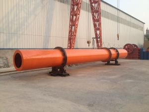 Saving Energy and Low Coal Consumption Sawdust Rotary Dryer pictures & photos