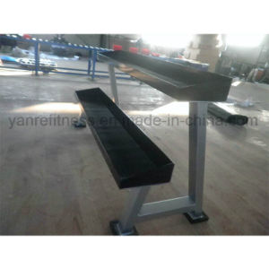 Cheap Gymnastics Equipment Parts Kettlebell Rack for Sale pictures & photos