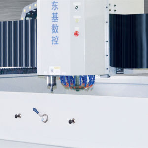 CNC 3-Axis Glass Edging Machine for Grinding Shaped Glass pictures & photos