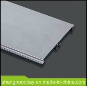 Anodized Floor Skirting Aluminium Profile (SN909)