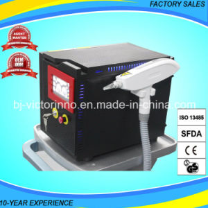 ND YAG Laser for Tattoo Removal& Skin Whitening Beauty Equipment pictures & photos