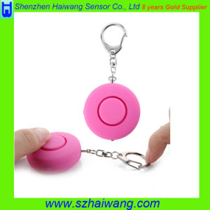 Promotion Gift Personal Staff Panic Rape Attack Safety Security Alarm for Lady pictures & photos