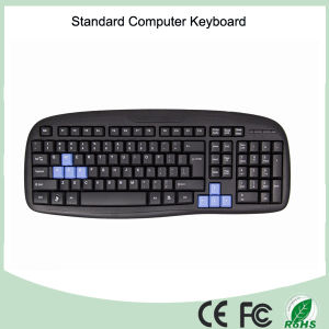 Cheapest Normal Keyboard for Desktop PC (KB-1988) pictures & photos
