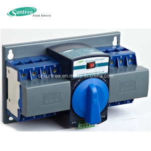 Sq3 Automatic Manual Transfer Switch ATS Transfer Switch 63A pictures & photos