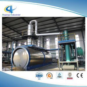 Used Lubricants Oil Recycling Plant Distillation Apparatus pictures & photos