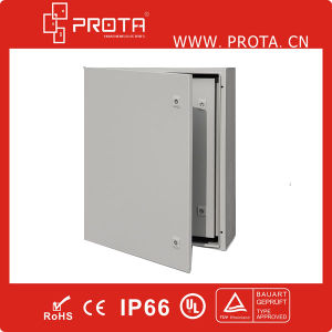 Metal Distribution Box Wall Mounting Enclosures with Inner Door pictures & photos