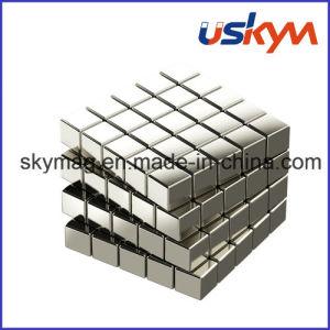 Neodymium Magnet Motor Magnet Block NdFeB Magnet pictures & photos