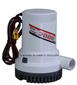 Ballast Pump 2000gph pictures & photos