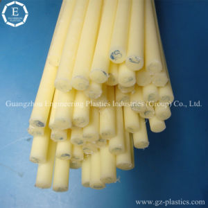 High Quality PA66 Rod Plastic Rod Casting Nylon Bar PA6 Rod pictures & photos