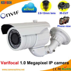 Varifocal 720p IP CCTV Cameras Suppliers pictures & photos