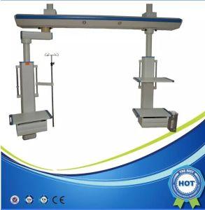 Medical Ceiling Bridge Pendant for Hospital Room (HFP-S+E) pictures & photos