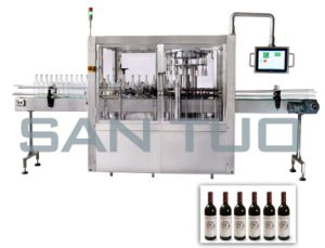 High Speed Vial Labeler (with turn table)