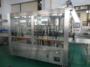 Ygf Flower Oil Filling Capping 2 in 1 Machine pictures & photos