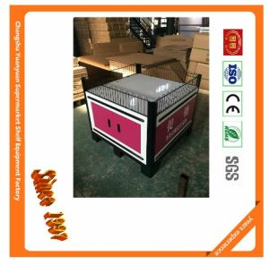 Automatic Checkout Counter with Motor Transfer Belt pictures & photos