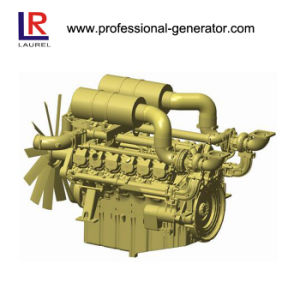 Factory Price 4 Stroke Diesel Engine for Generator pictures & photos