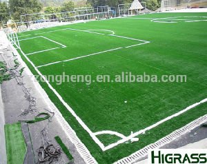 UV-Resistance Durable Artificial Soccer Grass pictures & photos