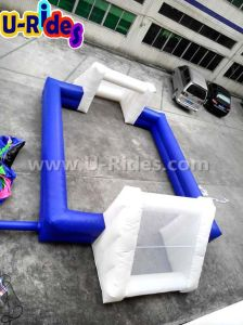 Inflatable Football Pitch Without Groud Sheet pictures & photos